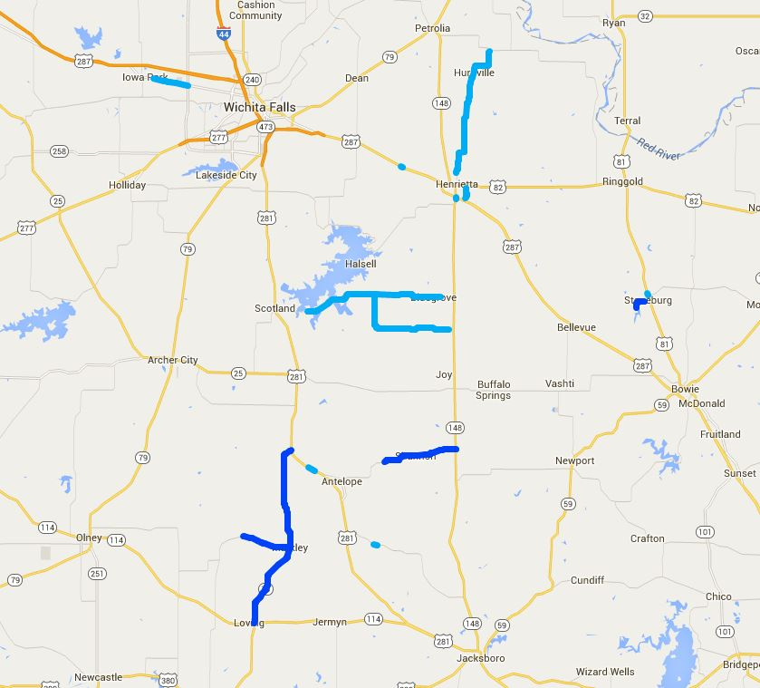 See The Latest Road Closures And Conditions From Txdot