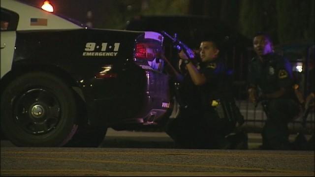 Officer Down Dallas
