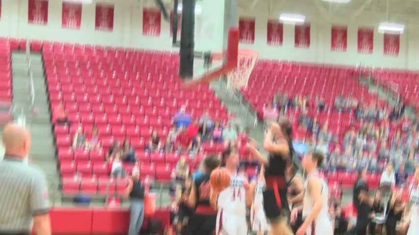 Boy's High School Basketball - 3A Area: Nocona vs Jim Ned -