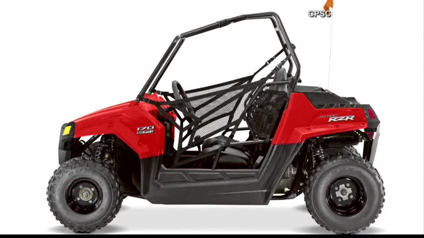 Polaris Recalls ATV-s_62588058