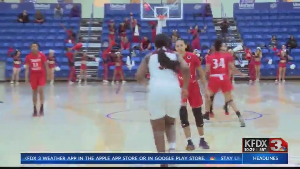 Women's College Basketball: Trinity Valley vs Jones County - March 21, 2018