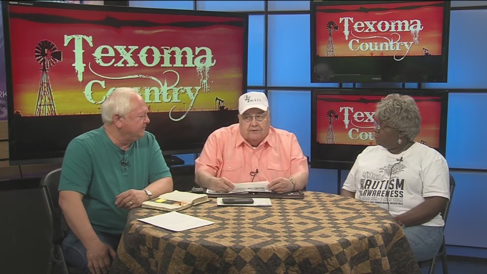 Texoma Country Morning 4/30/18 4