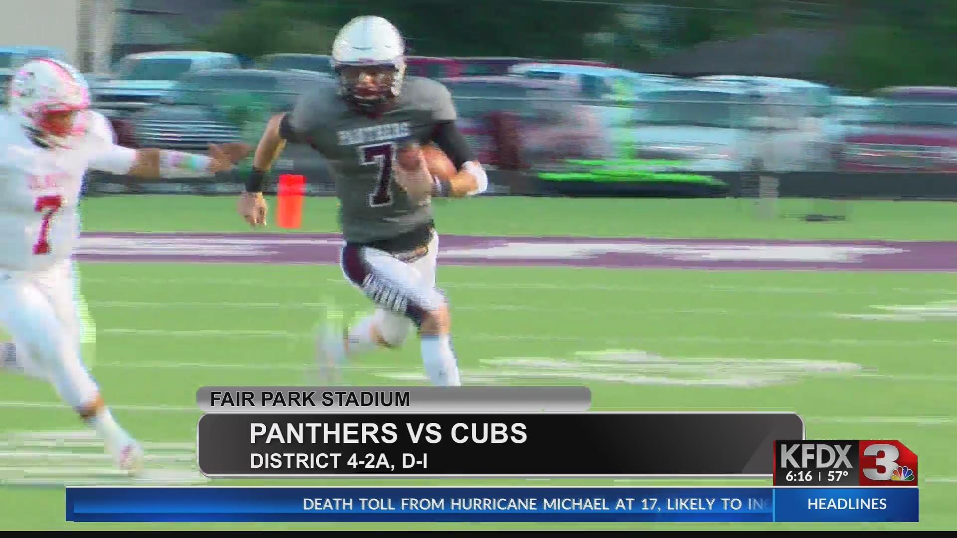 High School Football: Olney at Seymour - October 13, 2018