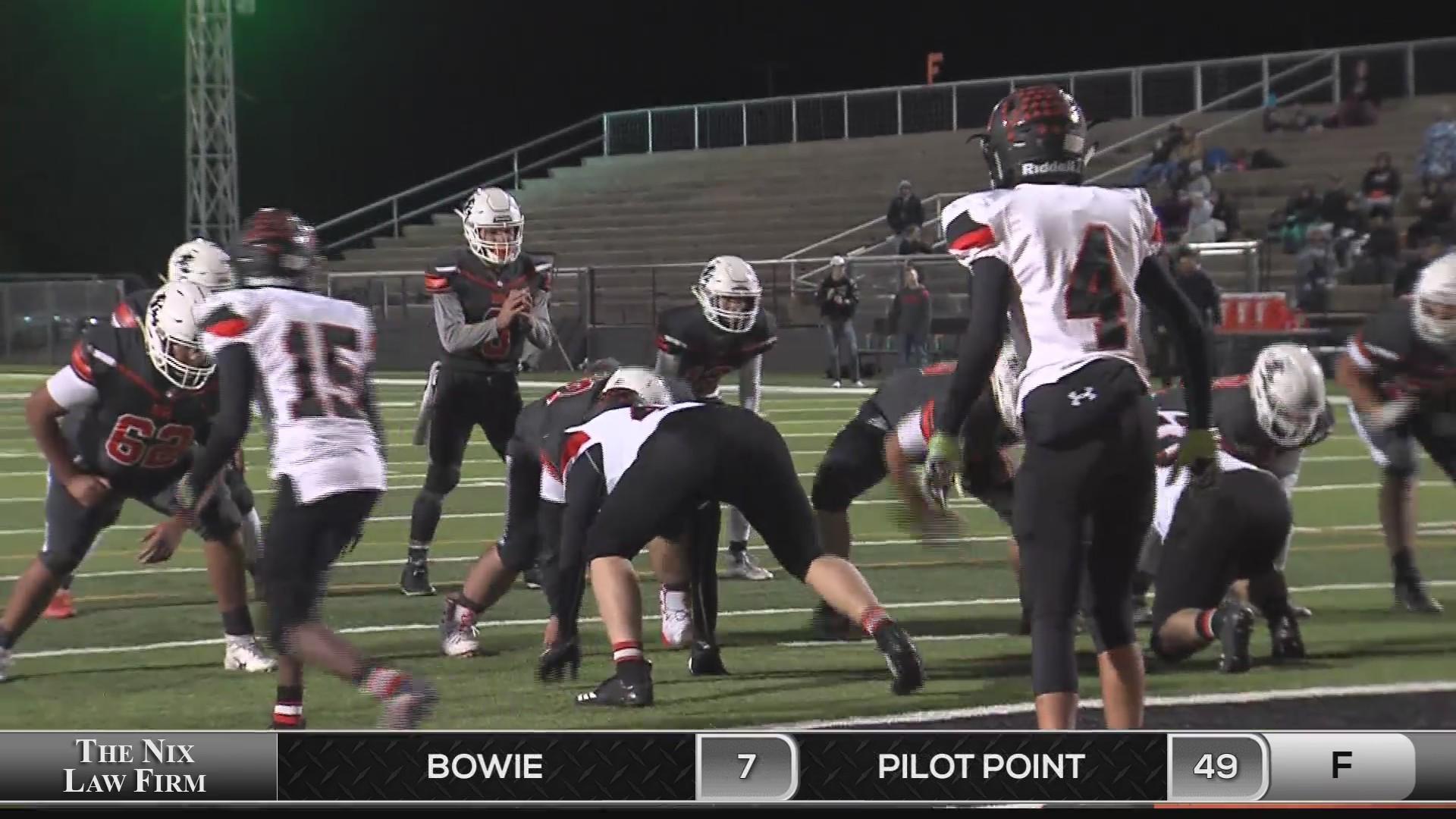 High School Football: Springtown at Burkburnett