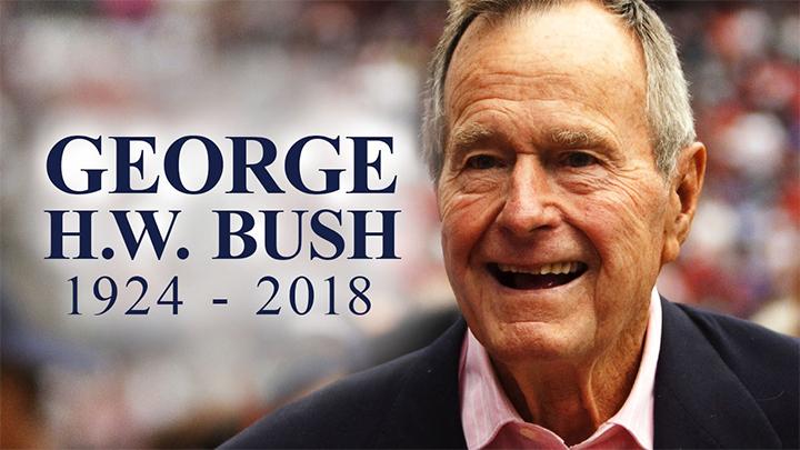 George H.W-54787063. Bush Dies - 720