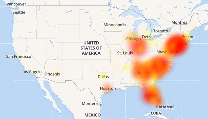 Verizon confirms texting outage along the East Coast