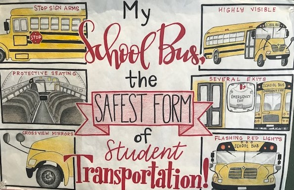 More than 25 million children ride the yellow school bus each day across the nation and, children's safety on those buses has always been the top priority