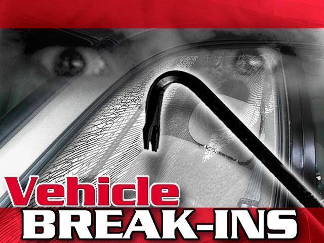Since no one wants their holiday shopping to be in vain, the Wichita Falls Police Department is reminding Texomans to 'lock take and hide' this holiday season.