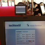 Techtextil Monitoring