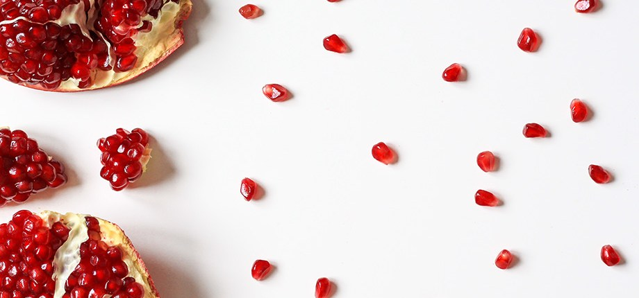 Pomegranate Source: NordWood Themes on Unsplash