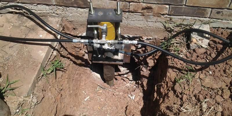 Foundation Repair DIY