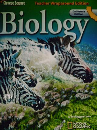 Glencoe Biology Twe Ca Te H By Biggs Hagins Holliday