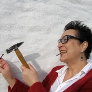 Texthandwerkerin