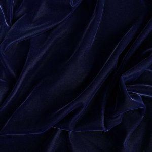 Catifea fina albastru inchis