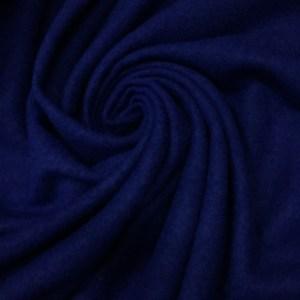 Stofa boucle albastru-royal inchis