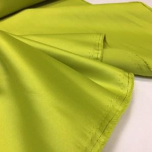 Tafta Duchesse verde-lime deschis