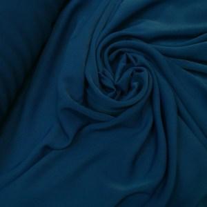 Barbie crep albastru-inchis
