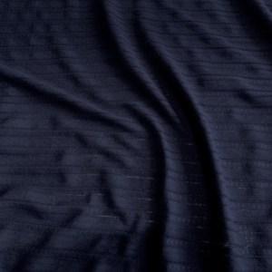 Panza de bumbac bleumarin-indigo cu dungi