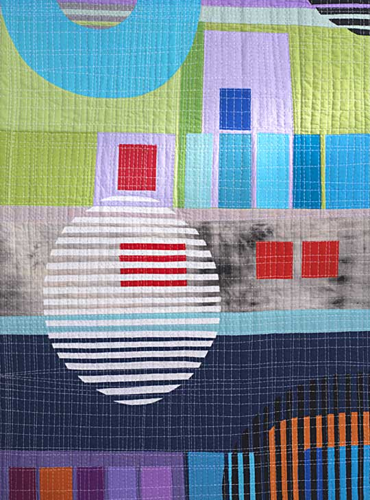Bethan Ash Interview I Want To Stitch Textileartist Org