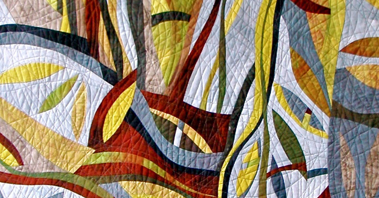 Leslie Morgan Abstract Dialogues And Personal Symbolism