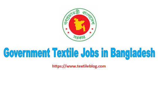 Government Textile Jobs