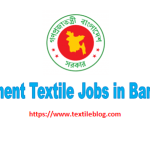 Government Textile Jobs in Bangladesh