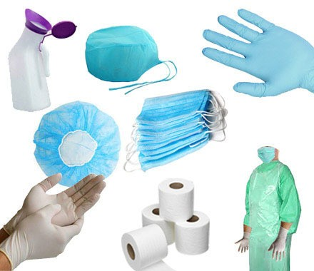 Medical textiles products