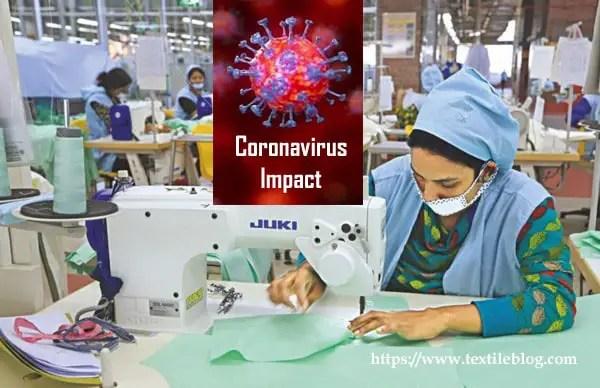 Coronavirus impact on apparel industry