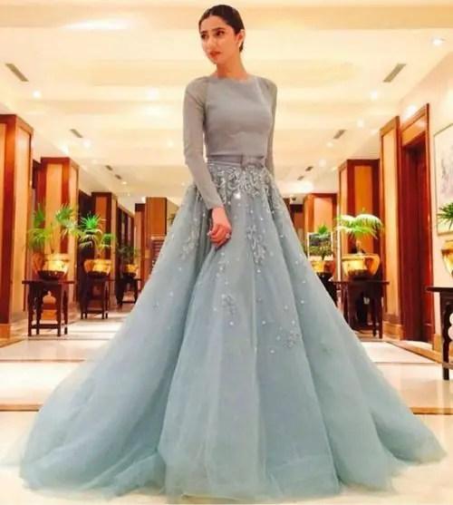 Pakistani Flowy Gowns