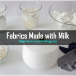 Fabric Made with Milk: An Ecological Revolution