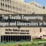 Top Textile Engineering Colleges and Universities in India