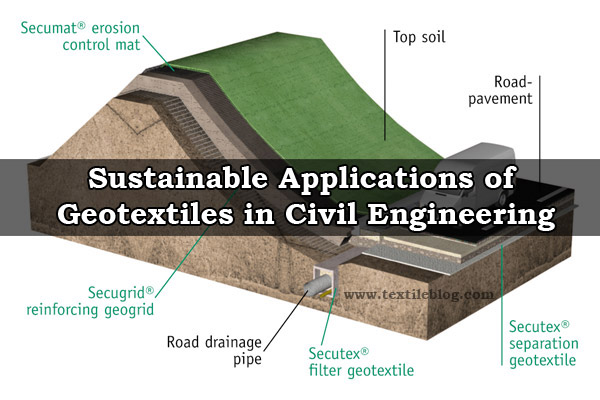 Applications of Geotextiles