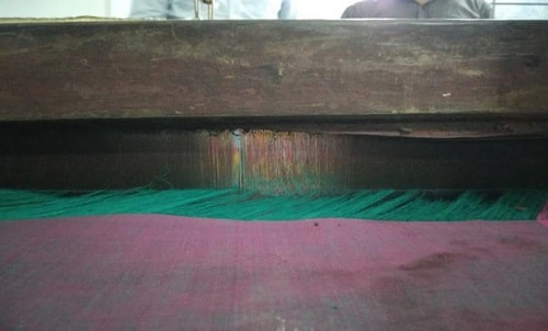 Head Wire of hand loom