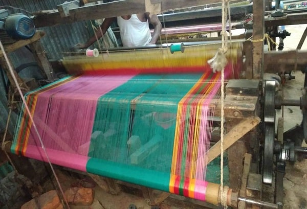 Modified power loom