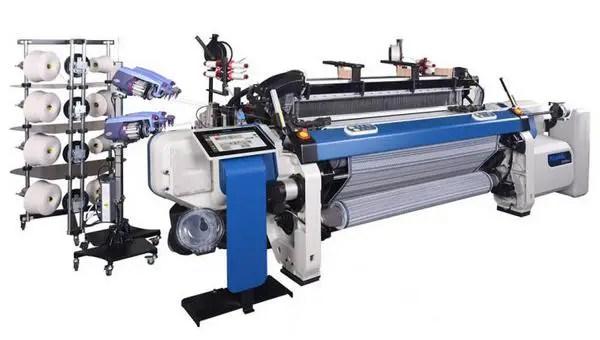 Picanol (optimax) rapier loom machine