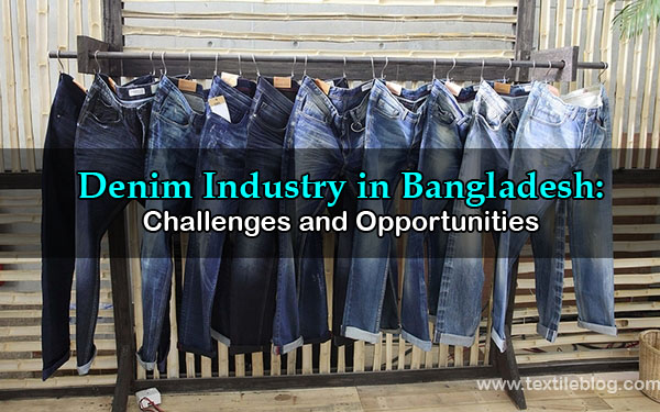 Denim Industry in Bangladesh