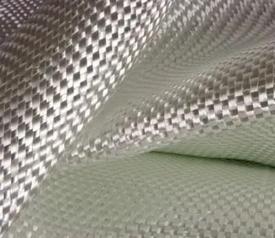 Fibreglass fabric