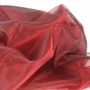 Organdy fabric