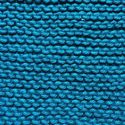 Purl knit fabric