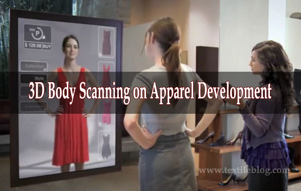 3D Body Scanning Technology