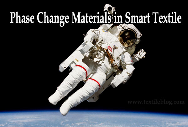 Phase Change Materials in Smart Textile