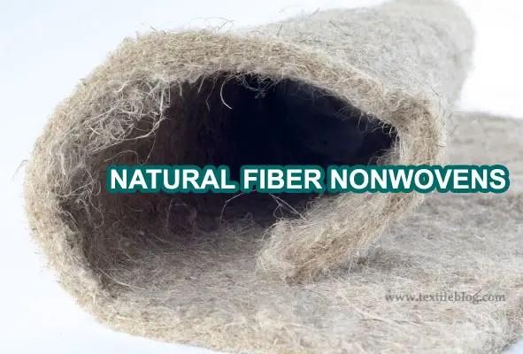 Natural Fiber Nonwovens