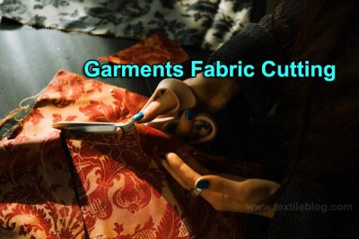 Garments Fabric Cutting