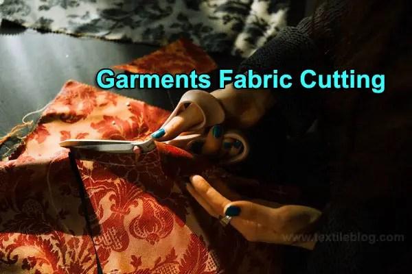 Garments Fabric Cutting
