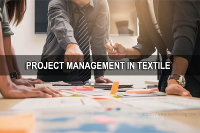 Project Management in Textile