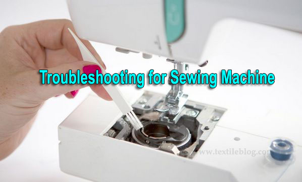 Troubleshooting for Sewing Machine