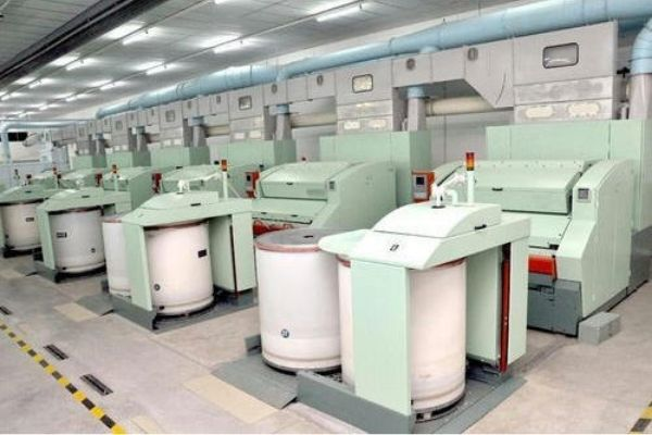 Cotton Carding Section