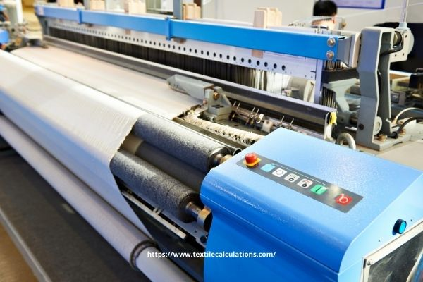 Calculation of Loom Production