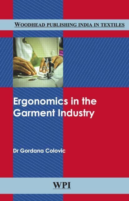 Ergonomics in the Garment Industry