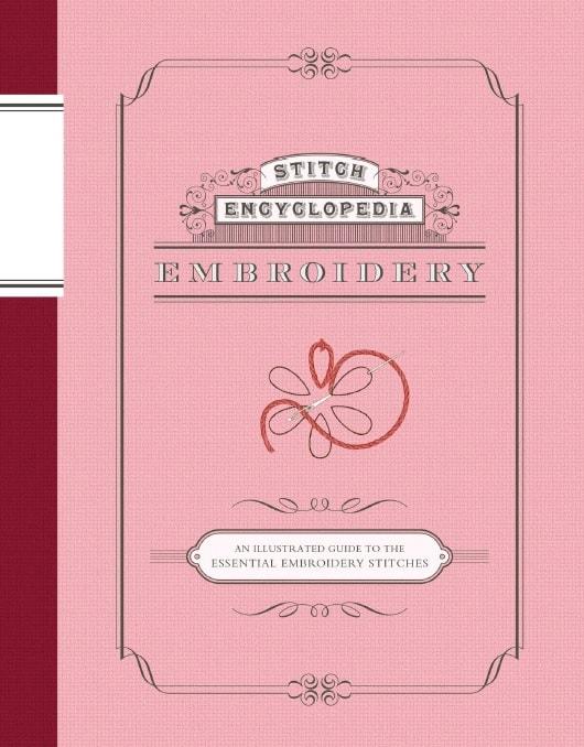 Stitch Encyclopedia Embroidery